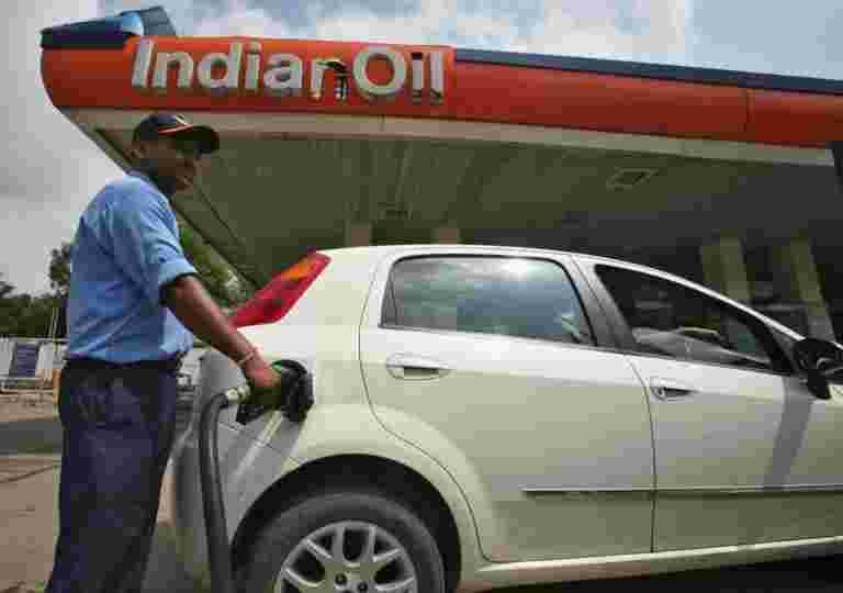 汽油,柴油价格落在各大城市;在这里查看价格