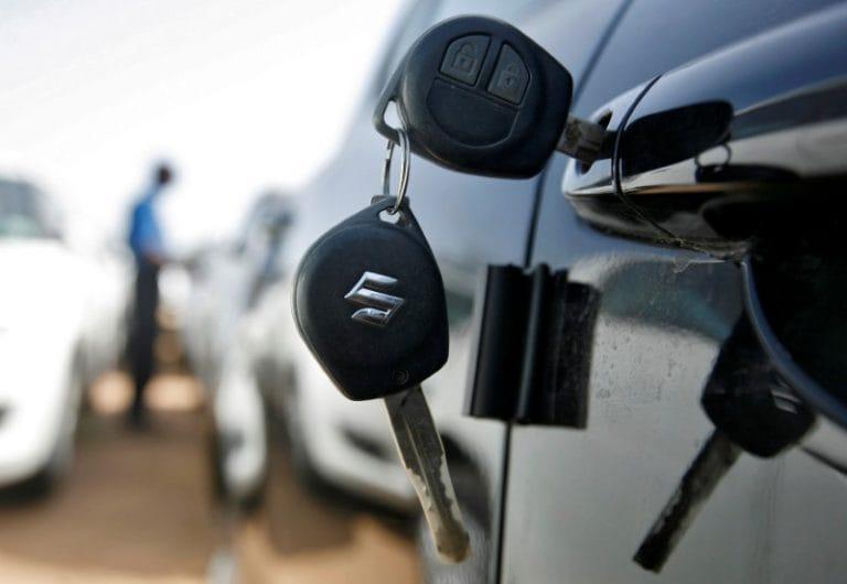 Maruti Suzuki出口来自印度的十字架20万辆