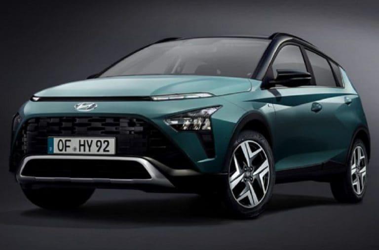 Hyundai推出了欧洲市场的Crossover Bayon
