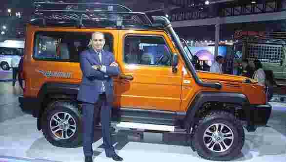 强制gurkha bs6窥视; SUV于2021年6月起推出 - 找出规格,定价和其他细节