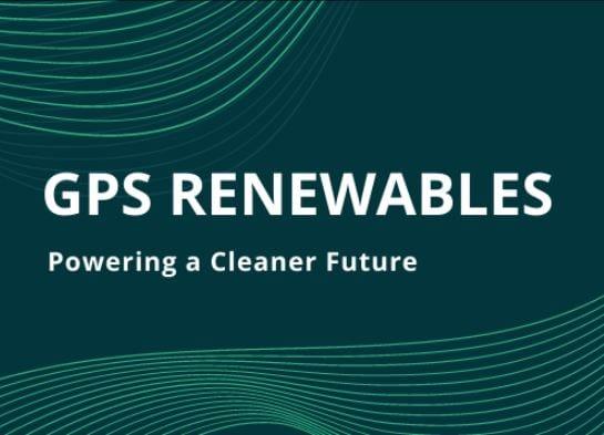 GPS可再生能源募集300万美元