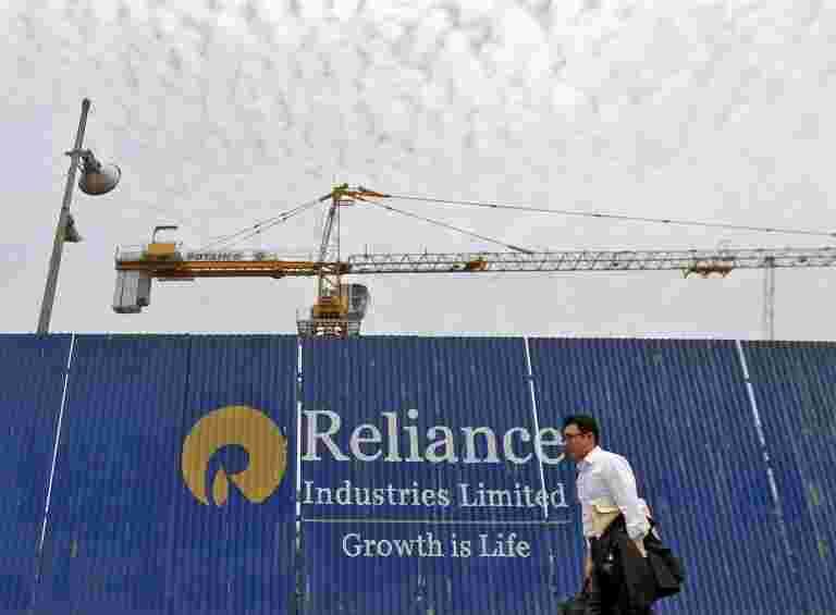 博客:Reliance行业现在有多大?