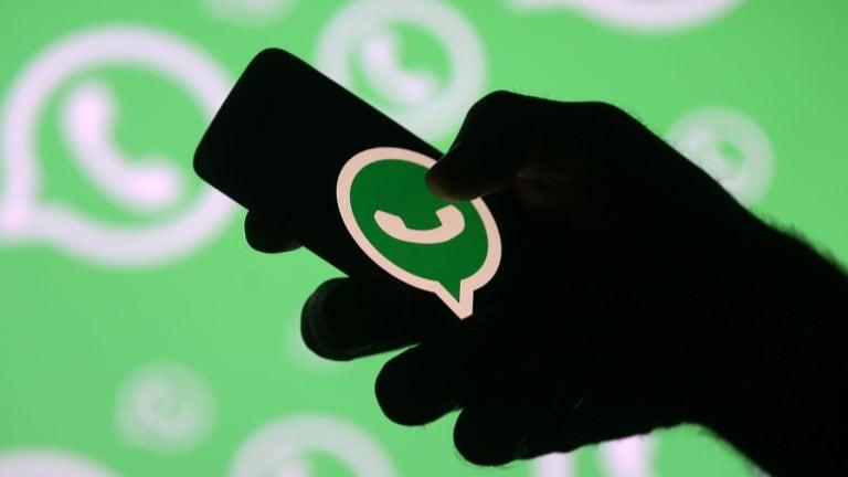 如果不接受新策略,请不要加入WhatsApp:HC.