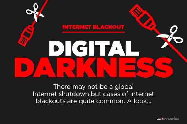 解释/如何以及为何互联网关闭影响经济?