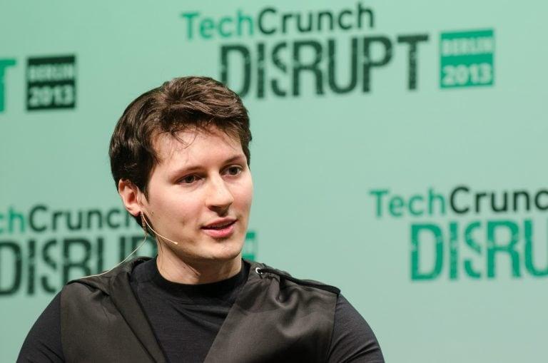 遇见电报创始人Pavel Durov,'俄罗斯Zuckerberg'