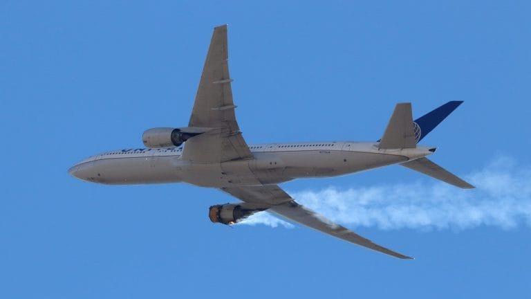 联合航空公司的波音777事故,解释说