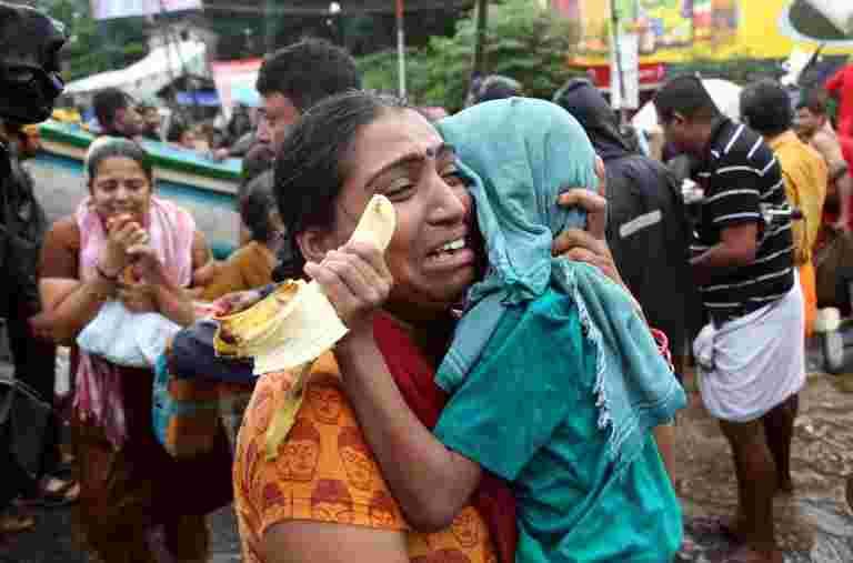 喀拉拉邦洪水:在其他印度州的相似德国的回顾