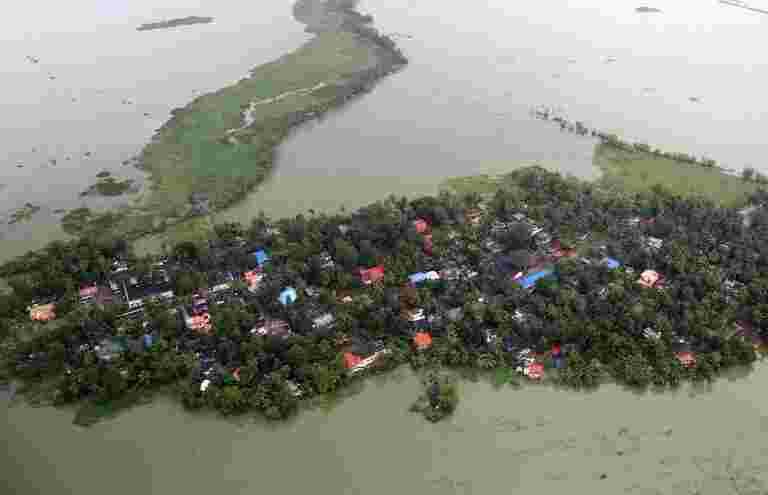 这是法国内部公司将如何从喀拉拉邦洪水获得