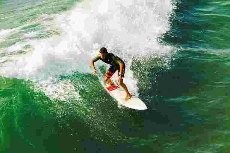 Jonty Rhodes表示,印度冲浪显示成长和技能