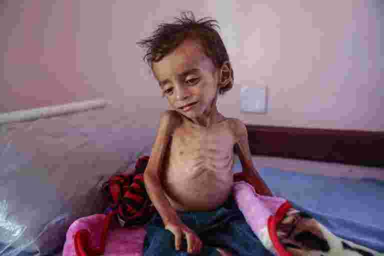 粮食计划署和阿里巴巴加入战斗饥饿