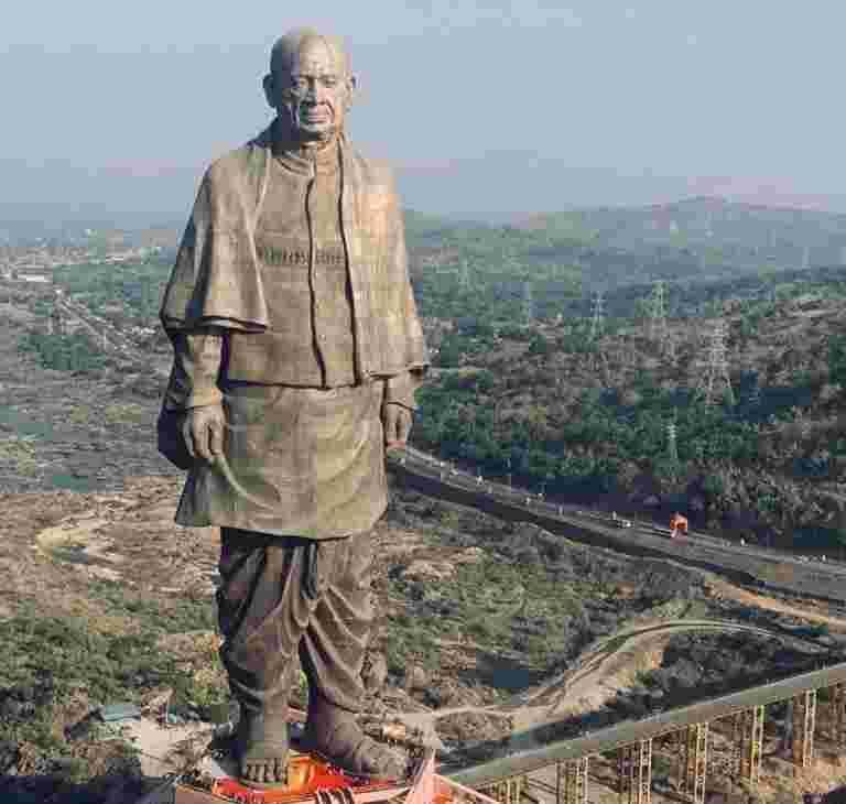 统一雕像预计每天吸引10,000名游客