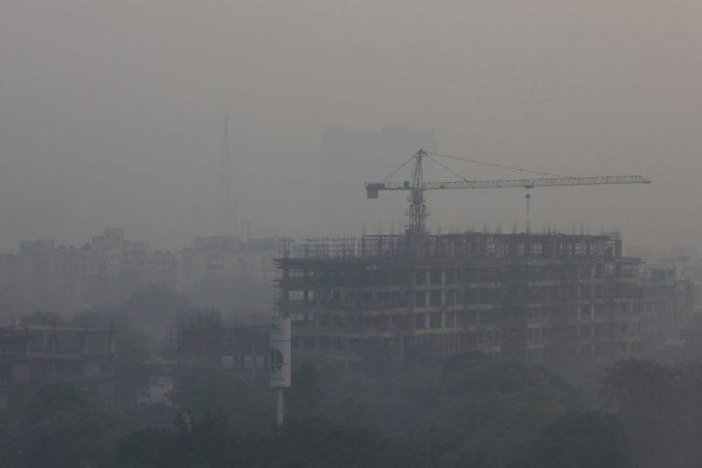 环境部长指责州政府作为德里污染恶化