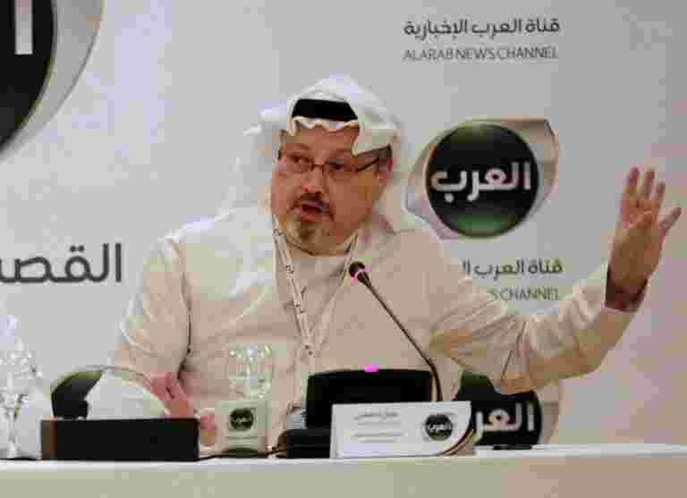 """""""我无法呼吸"""",Khashoggi的最后一句话:报告"""