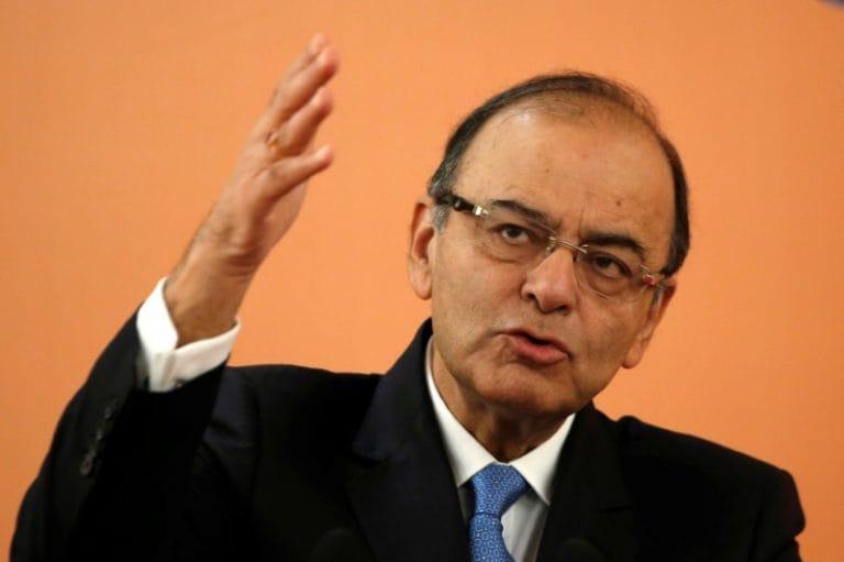 GDP计算的基本年度自独立以来修正了5-6次,说Arun Jaitley说